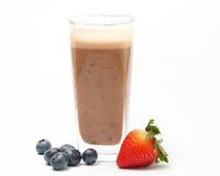 Smoothie shake blend Stock Image