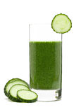 Smoothie vegetal foto de stock royalty free