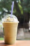 smoothie zielona herbata Zdjęcie Stock