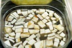Smoothiefrukt Uppsättningen av fruktefterrätten för gör en smoothie Fruktsafter för nya frukter på marknaden Arkivbilder