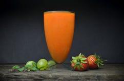 smoothies свежих фруктов Стоковая Фотография
