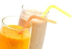 Smoothies Stock Image