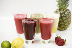 smoothies Obrazy Stock