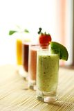 smoothies Obraz Stock