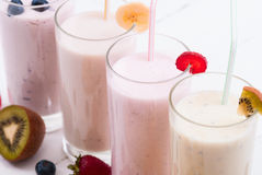 smoothies royalty-vrije stock fotografie