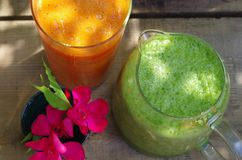 smoothies Photos stock