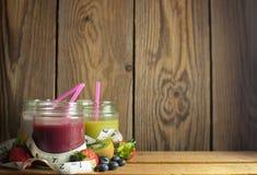 smoothies Immagini Stock