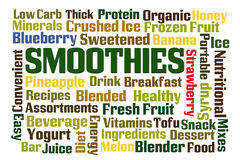 Free Smoothies Stock Photography - 50363722