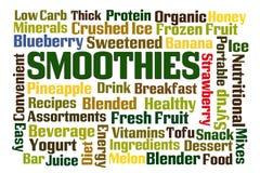 smoothies Stockfotografie