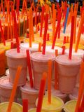 Smoothies Photographie stock