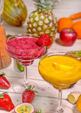 smoothies Fotos de Stock
