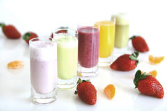 Smoothies stock photos