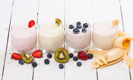 Smoothies Royalty Free Stock Photo