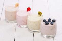 Smoothies Royalty Free Stock Images