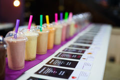 smoothies sains Images stock