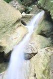 Smoothy vattenfall royaltyfria bilder