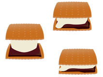 Smore Royalty Free Stock Photography