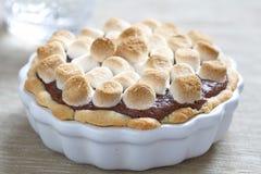 Smore cake Stock Photo