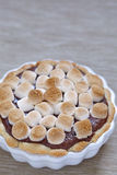 Smore cake Royalty Free Stock Images