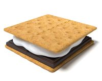 Smore Royalty Free Stock Photos
