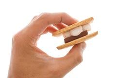 Smore Sandwich Lizenzfreie Stockfotografie