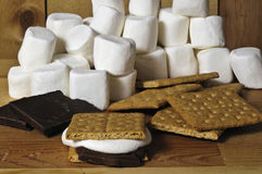 Smores Stock Image