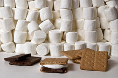 Smores Royalty Free Stock Photo