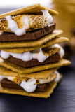 Smores Royalty Free Stock Photography