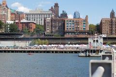 Smorgsaburg Brooklyn Bridge Park Royalty Free Stock Photography