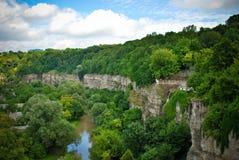 Smotrych River Stock Photos