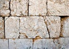 SMount Nemrut la tête devant les statues Le site de patrimoine mondial de l'UNESCO chez le mont Nemrut où le Roi Antiochus de Com Photos libres de droits