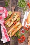 Smörgås Royaltyfri Bild