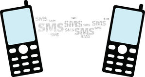 Sms Royalty Free Stock Images