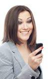SMS agradável fotos de stock