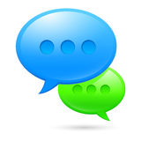Sms icons sms Royalty Free Stock Photo