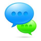 Sms ikon sms Zdjęcie Royalty Free