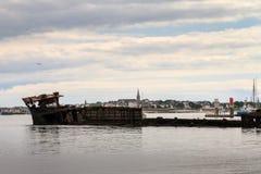 SMS Regensburg in Lorient Lizenzfreies Stockfoto