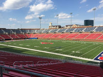 SMU football stadium Dallas TX Stock Photography