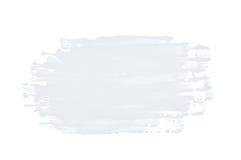 Smudged изолированный выплеск краски Стоковые Изображения RF