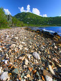Smugglers Cover Tortola BVI Royalty Free Stock Photography