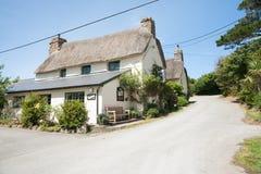 Free Smugglers Inn Hotel In Cornwall. Stock Photo - 33743450