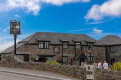A smugglers paradise, the Jamaica Inn in Cornwall