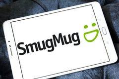 SmugMug公司商标 免版税库存照片