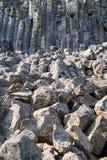 Smula kolonner, Yellowstone nationalpark arkivbilder