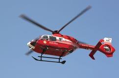 SMURD helikopter Zdjęcia Royalty Free