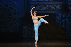 """Smurf- ballet """"One Thousand and One Nights"""" Stock Photography"""