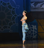 """Smurf- ballet """"One Thousand and One Nights"""" Stock Image"""