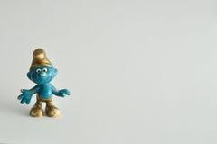 Smurf Royalty Free Stock Image