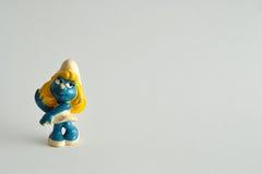 Smurf Stock Image