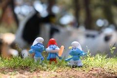 Free Smurfs Stock Photo - 116810470